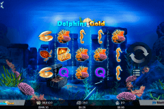 Dolphins Gold Slot Machine
