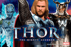 Thor: The Mighty Avenger Slot Machine